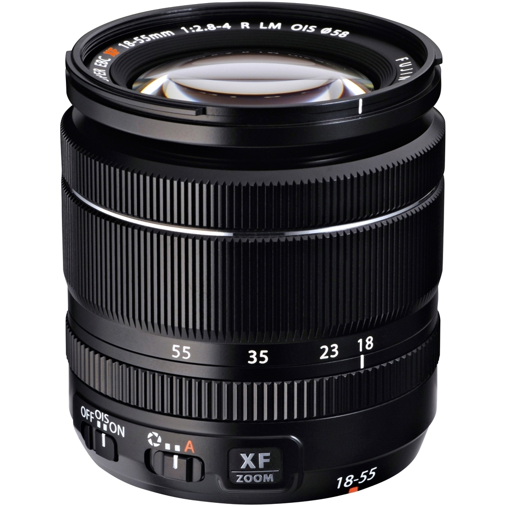 FUJIFILM XF 18-55mm F2.8-4 R 變焦鏡頭(恆昶公司貨-拆鏡白盒)