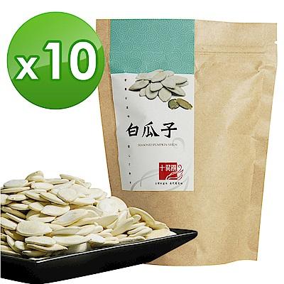 十翼饌 白瓜子 (110g)x10