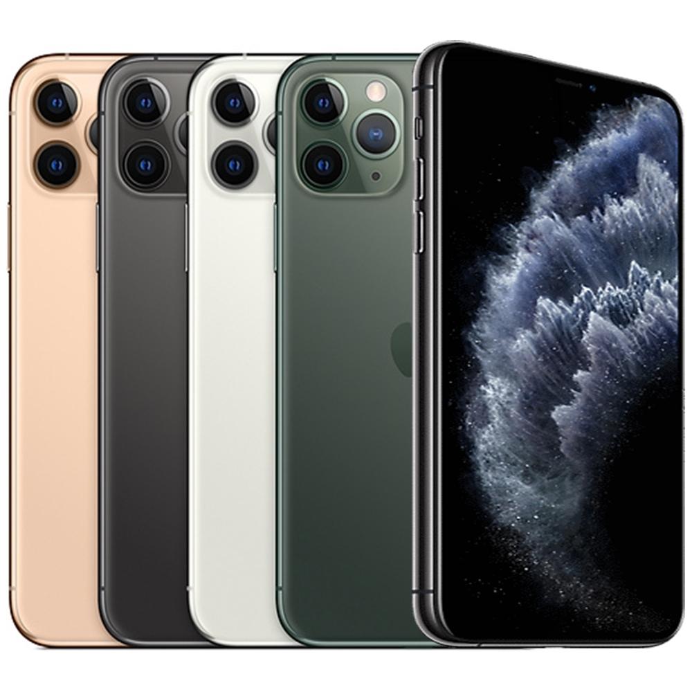 【 福利品】Apple iPhone 11 Pro Max 256G 智慧型手機(拆封/無傷附耳機)