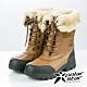 PolarStar 女防水保暖雪鞋│雪靴│保暖靴『淺咖啡』P19636 product thumbnail 1