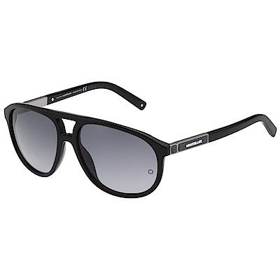 萬寶龍 MONTBLANC-太陽眼鏡(黑色)MB462S