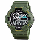 SKMEI 時刻美1312-雙機芯多功能防震防水電子錶(3色任選)
