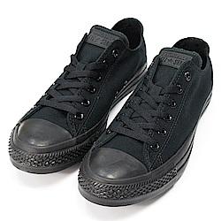 CONVERSE-All Star HI-男女休閒鞋-黑