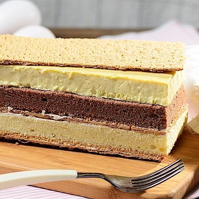 滿額799拿破崙先生布蕾千層蛋糕