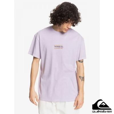 【QUIKSILVER】OG TANGLED SS T恤 紫色