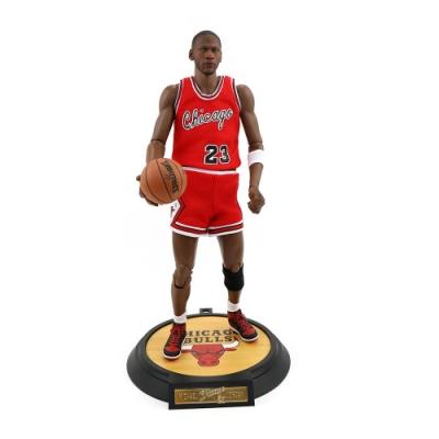 ENTERBAY1/6 NBA公仔新人球季限量版公牛隊 Michael Jordan