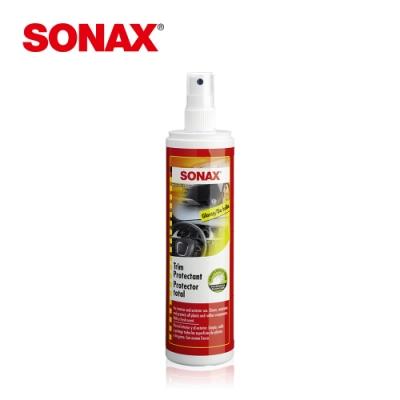SONAX 皮塑寶 德國原裝 皮革保養 塑膠保養 增豔色澤 氣味清香-急速到貨