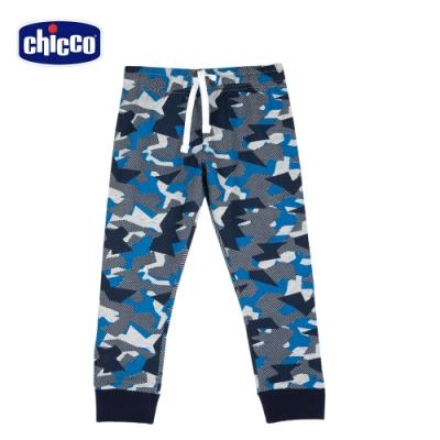 Chicco- TO BE B-迷彩休閒束口長褲