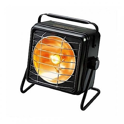 UNIFLAME U630037 方型暖爐 黑