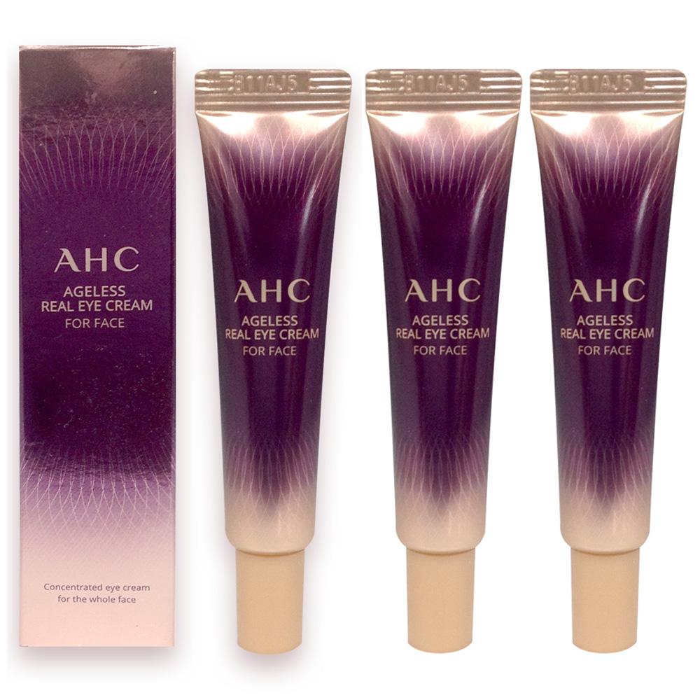 韓國 A.H.C AHC 第八代極緻奢華無齡全效眼霜12ml(3入) @ Y!購物