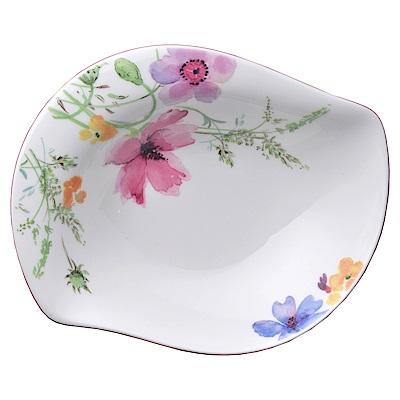 Villeroy&Boch 唯寶 Mariefleur 船形深盤 餐盤 盛菜盤 21cm