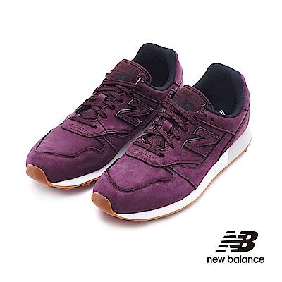 New Balance復古鞋男紫TBTBBN
