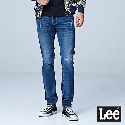 Lee 低腰合身小直筒牛仔褲/RG