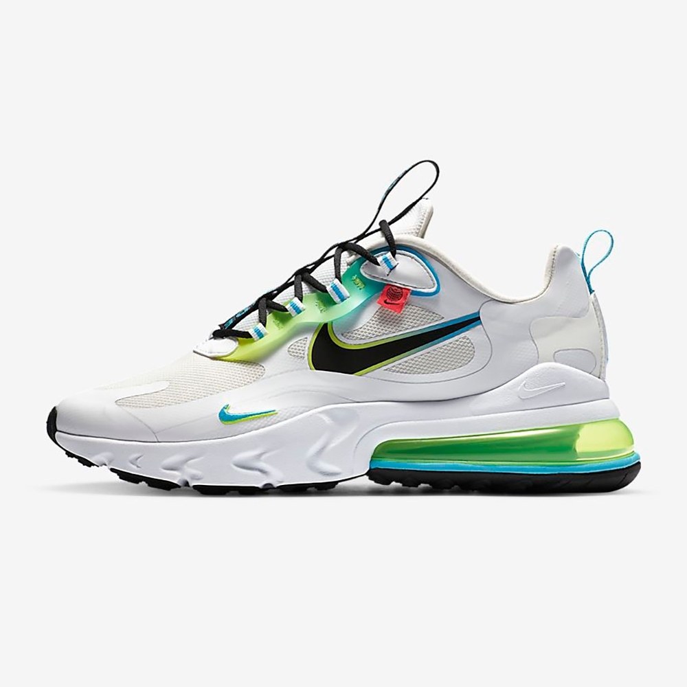 Nike Air Max 270 React WW 男 休閒鞋 白-CK6457100
