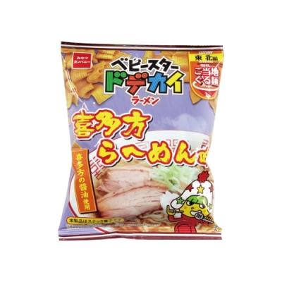 OYATSU優雅食 點心條餅-喜多方醬油拉麵風味
