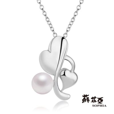 [時時樂限定] 蘇菲亞SOPHIA-伊莉絲系列珍珠項鍊任選999元