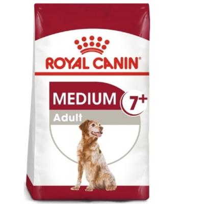 ROYAL CANIN法國皇家-皇家中型熟齡犬7+歲齡M+7 4KG