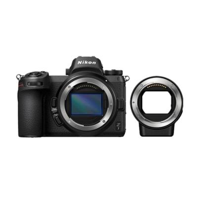 Nikon Z7 單機身 + FTZ 轉接環 (公司貨)