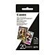 Canon ZP-2030 ZINK 2x3相片紙 (20張) product thumbnail 1