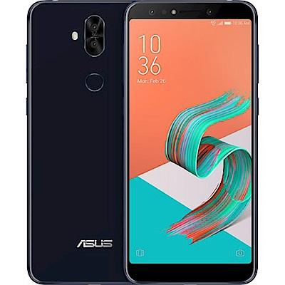 福利品ASUS Zenfone 5Q 4G 64G 6吋四鏡頭全螢幕手機