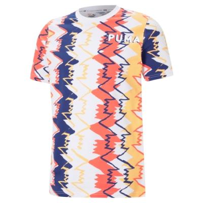 【PUMA官方旗艦】籃球系列Blueprint短袖T恤 男性 53073402