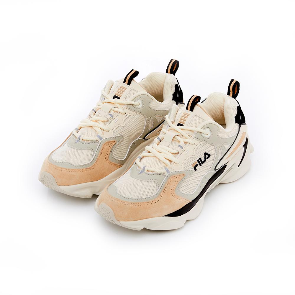 FILA SKIPPER 中性慢跑鞋 4-J528T-734