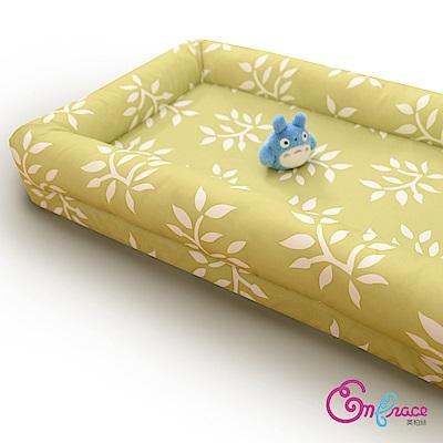 Embrace英柏絲 綠葉系列-大-60x120cm寵物床 記憶床墊 適合大型寵物
