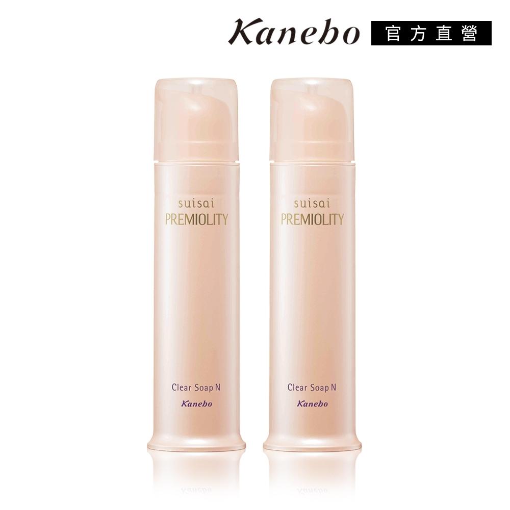 買1送1▼Kanebo 佳麗寶 suisai 亮顏酵素皂 N100g