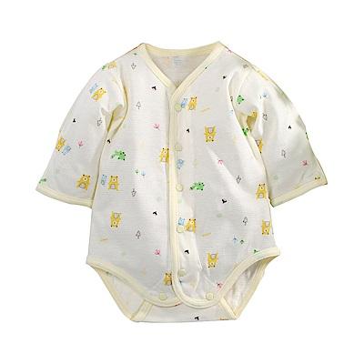 薄款純棉護手連身衣 b0180 魔法Baby