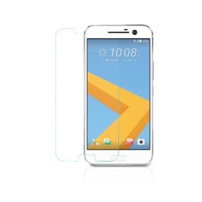 【鐵鈽釤鋼化膜】HTC 10/M10高清透玻璃保護貼