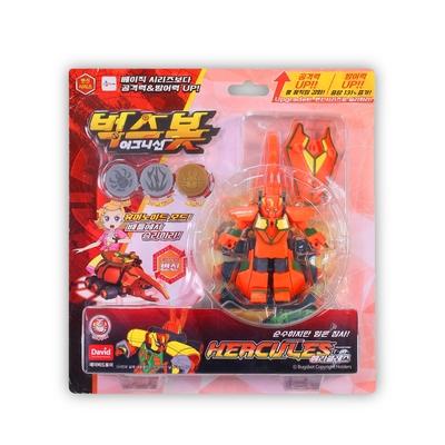 BUGSBOT 超能甲蟲王變形系列-大力士 Heraclas