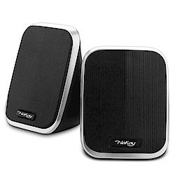 KINYO二件式USB喇叭S-61送贈品3選1