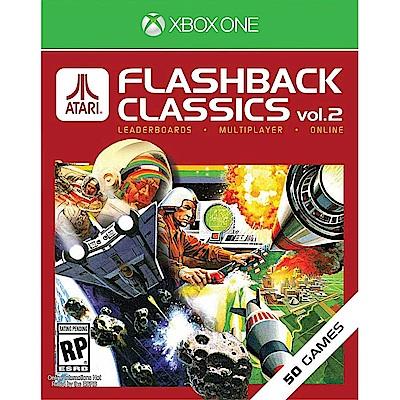Atari 重溫經典合集 2 Atari Flashback 2-XBOX ONE英文美版