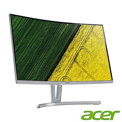 時時樂限定 acer ED273 A 27型 VA 曲面電競無邊框電腦螢幕