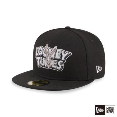 NEW ERA 59FIFTY 5950 樂一通 賓尼兔 黑 棒球帽