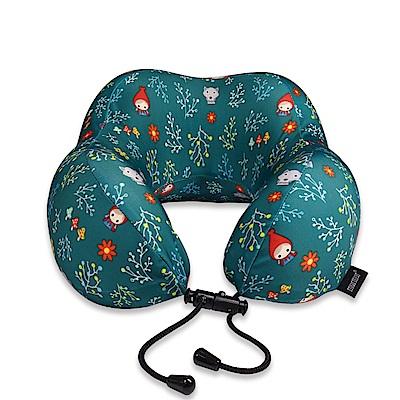 murmur 紓壓頸枕-小紅帽綠 NP018