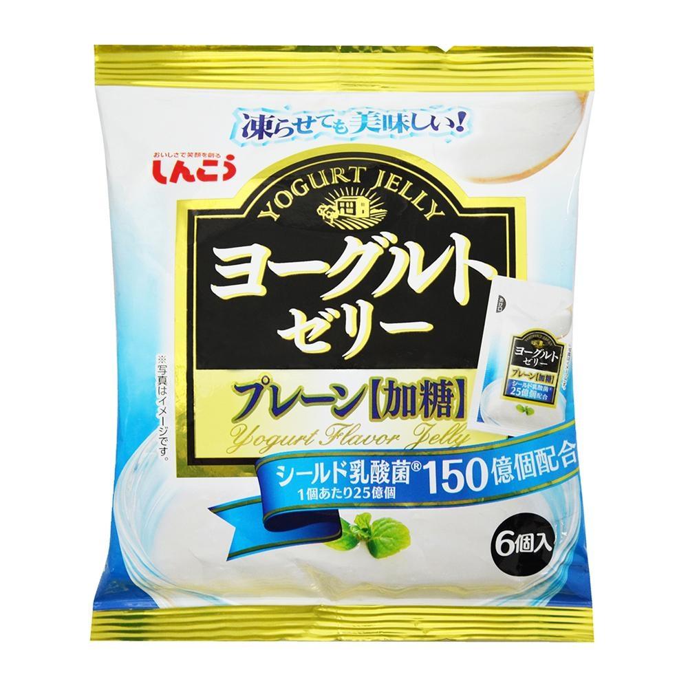 SHINKO  乳酸菌果凍-優格(120g)
