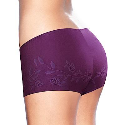 黛安芬-STRETTY小褲 零著感系列平口內褲 M-EEL(葡萄紫)