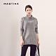 【MASTINA】質感高領氣質-針織衫(三色) product thumbnail 1