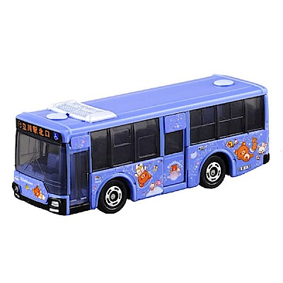 任選TOMICA NO.008拉拉熊巴士TM008A5多美小汽車