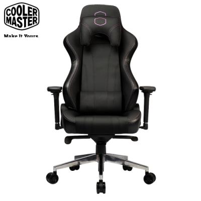 Cooler Master Caliber X1 電競椅 黑色