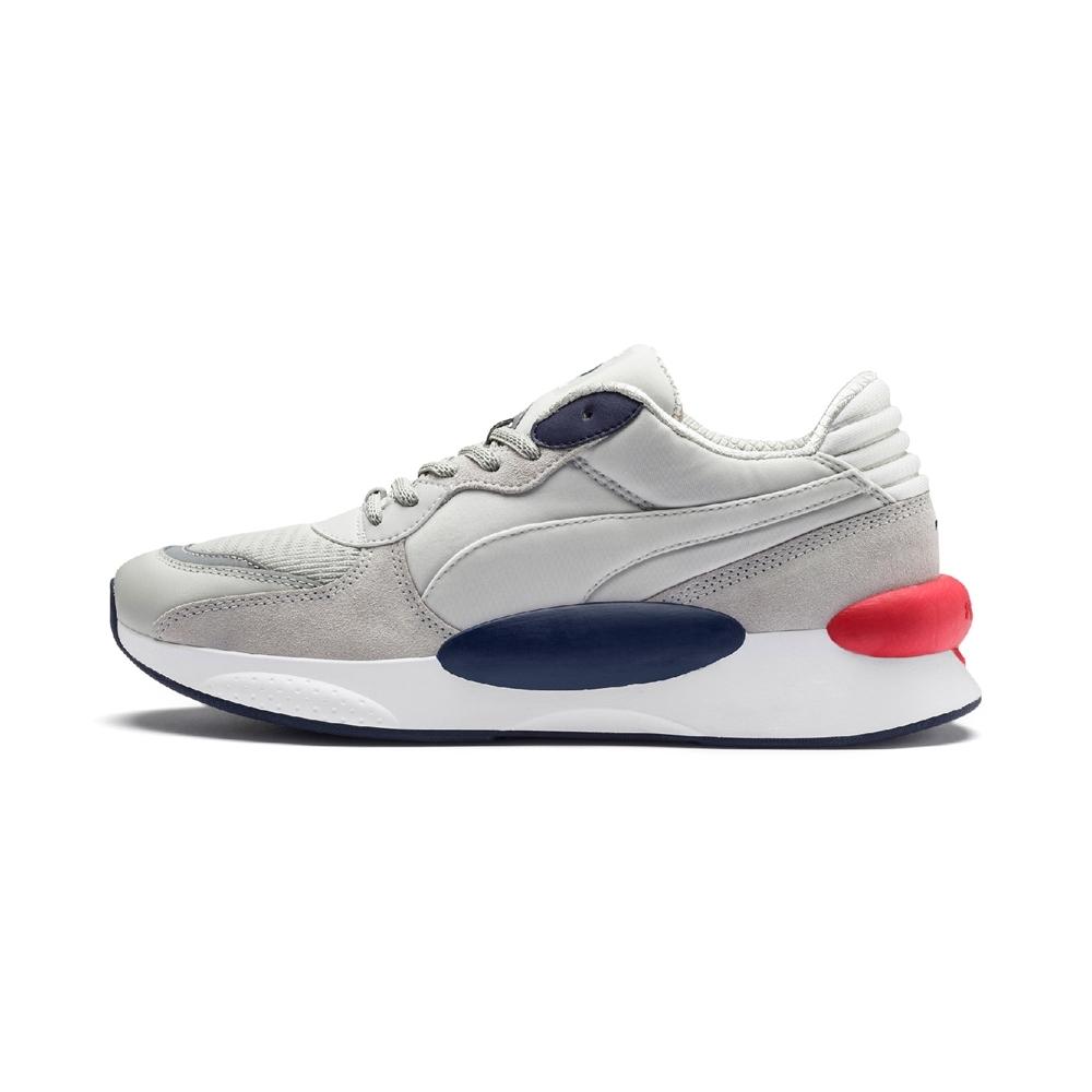 PUMA-RS 9.8 GRAVITY 男性復古慢跑運動鞋-淺灰