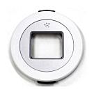 台灣製造Freemod第1代自動鏡頭蓋X-CAP(白色)