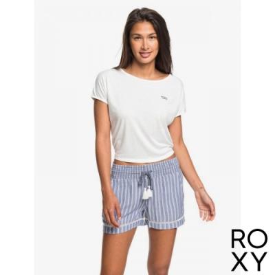 【ROXY】BOLD BLOOMS 短褲 海軍藍