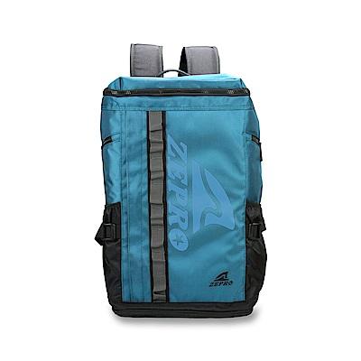 【ZEPRO】單色跑步運動裝備包-土耳其藍