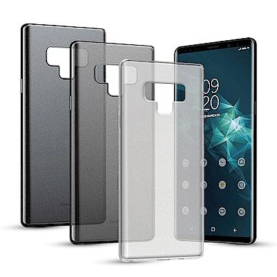 Baseus Samsung Galaxy Note 9 質感加分羽翼手機殼