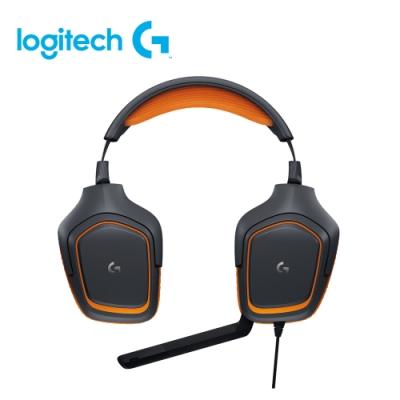 (時時樂)羅技 G231 Prodigy 遊戲耳機麥克風