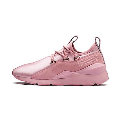 PUMA-Muse 2 Wn s 女性復古休閒鞋-新娘玫瑰