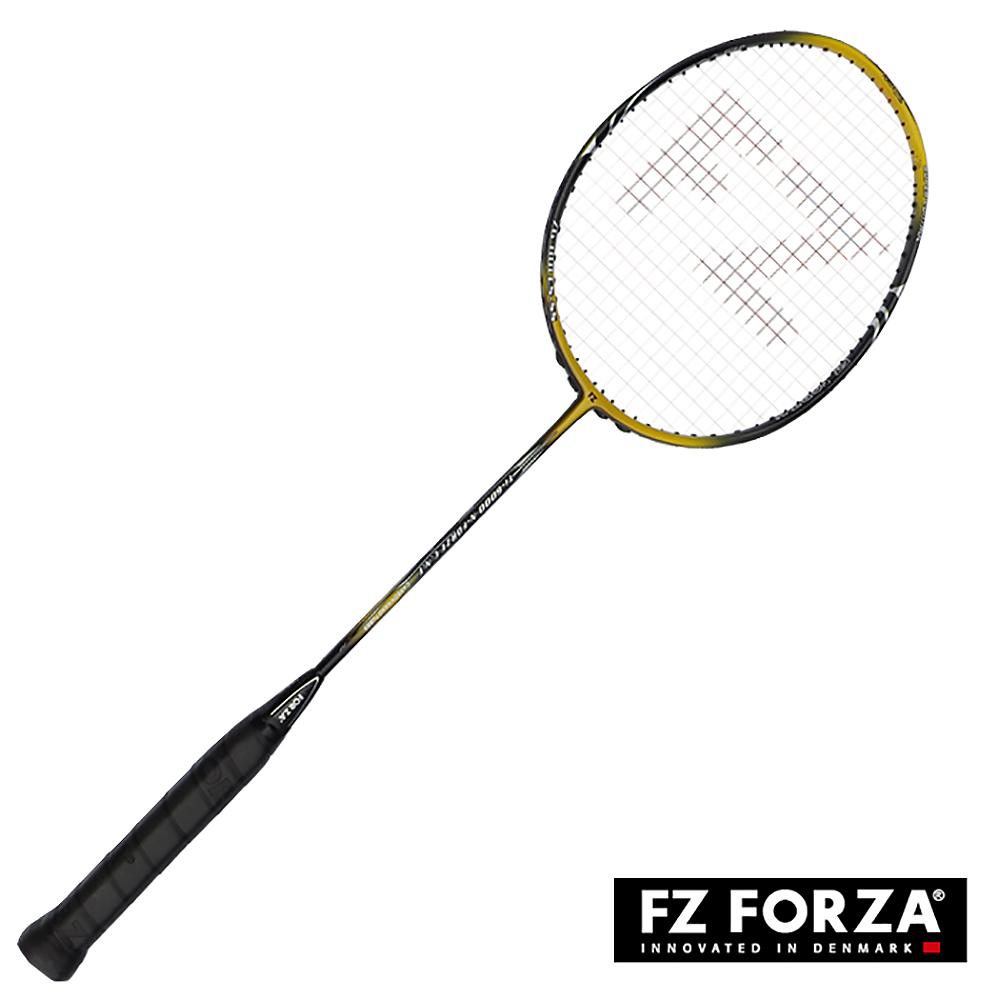 丹麥品牌 FZ FORZA Ti 6000 頂級鈦系列碳纖維羽球拍301293
