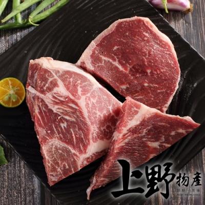 (滿899免運)【上野物產】澳洲和牛NG牛排 (150g土10%/包)x1